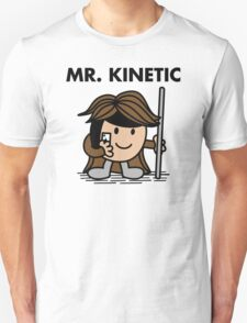 Mr. Kinetic Unisex T-Shirt