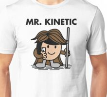 Mr. Kinetic Unisex T-Shirt