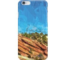 Among the Rocks iPhone Case/Skin