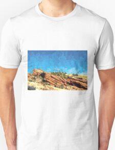 Among the Rocks Unisex T-Shirt