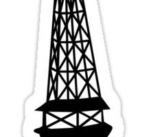 Westworld - The Church Sticker