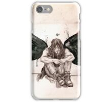 Angel of the Apocalypse iPhone Case/Skin