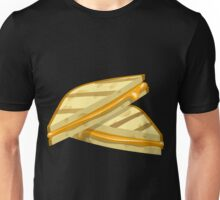 Glitch Food grilled cheese Unisex T-Shirt