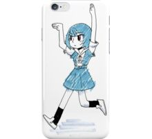 Rei Ayanami -  Marker Stlyle iPhone Case/Skin