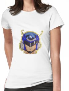 Custom Xenoverse character  Womens Fitted T-Shirt