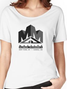 Massive Global Dynamics Women's Relaxed Fit T-Shirt