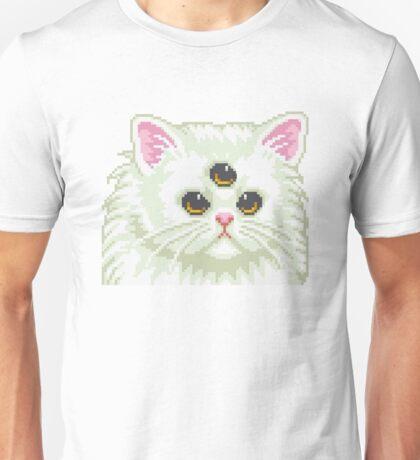Cyber Cat Unisex T-Shirt