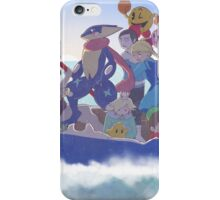 Crossing to Tortimer Island iPhone Case/Skin
