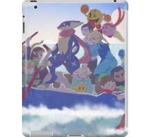 Crossing to Tortimer Island iPad Case/Skin