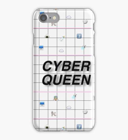Cyber Queen iPhone Case/Skin
