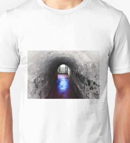 Fort Tunnel Vision Unisex T-Shirt