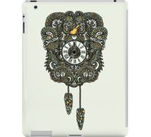Cuckoo Clock Nest iPad Case/Skin
