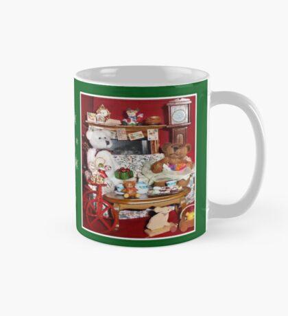 Christmas in the Burrow (mug) Mug