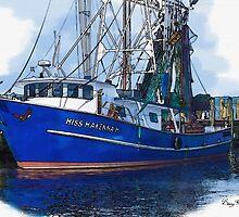 Let's Go Shrimping by Barry  Jones