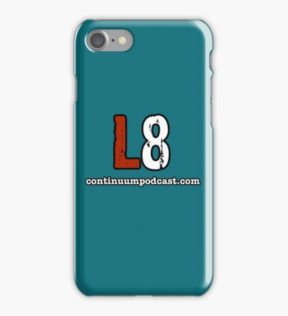 L8 Podcast iPhone Case/Skin