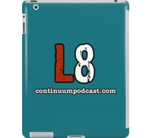 L8 Podcast iPad Case/Skin