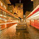 Trams in Bern by Stephen Knowles