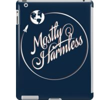 Earth: Mostly Harmless iPad Case/Skin