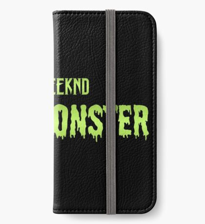 Party Monster iPhone Wallet/Case/Skin