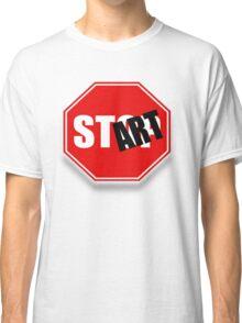 start Classic T-Shirt