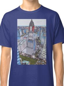 New York on my mind - (Chrysler Building) Classic T-Shirt