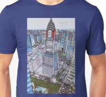 New York on my mind - (Chrysler Building) Unisex T-Shirt