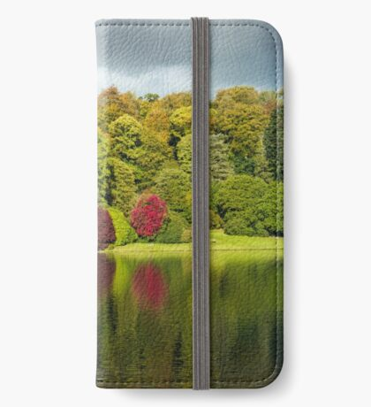 The Reflecting Pool iPhone Wallet/Case/Skin