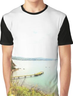 Matiu/ Somes island, NZ Graphic T-Shirt