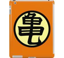 Kame house dojo gi iPad Case/Skin