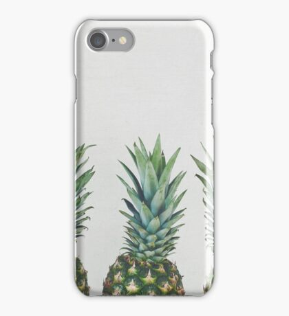 Pineapple Trio iPhone Case/Skin