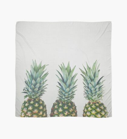 Pineapple Trio Scarf