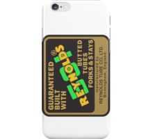 Reynolds 531 - Enhanced iPhone Case/Skin