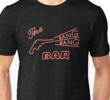 THE BANG BANG BAR - TWIN PEAKS  Unisex T-Shirt