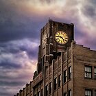 Under the Clock by Kathy Weaver