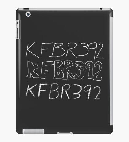 mcgruber iPad Case/Skin