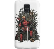Chimichangas are coming Samsung Galaxy Case/Skin