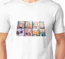 Krillin struggle  Unisex T-Shirt