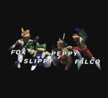 Starfox Team T-Shirt
