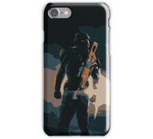 Find humanity a new home iPhone Case/Skin