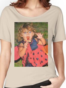 Halloween and lollipops Women's Relaxed Fit T-Shirt