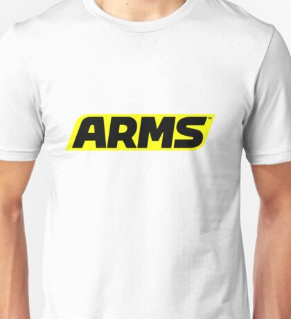 Arms - Switch Boxing Unisex T-Shirt