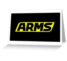 Arms - Switch Boxing Greeting Card