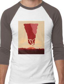 future landscape Men's Baseball ¾ T-Shirt