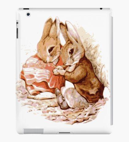 Beatrix potter - bunnies iPad Case/Skin