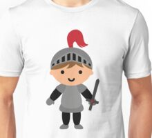 Knight in Shining Armour Unisex T-Shirt