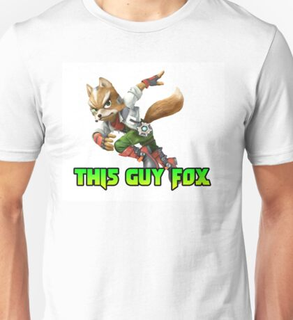 This guy fox Unisex T-Shirt