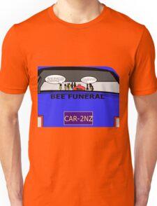 Bee Funeral Unisex T-Shirt