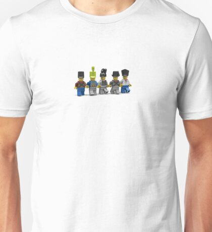 Austrian Army in LEGO® Unisex T-Shirt