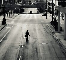 Urban Loneliness by Brian Gaynor