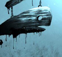 Oily Dive Sticker